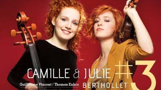 Las jovencísimas y enormes músicas Berthollet sorprenden con su nuevo disco #3