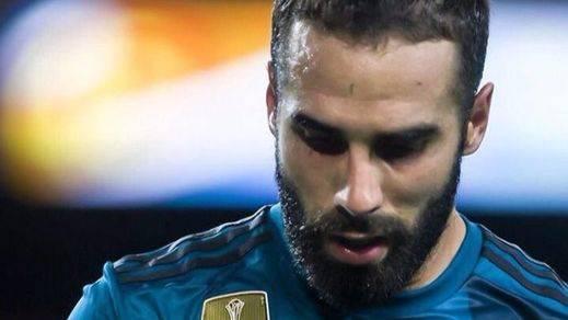 Las peores noticias sobre Carvajal llegan al Real Madrid
