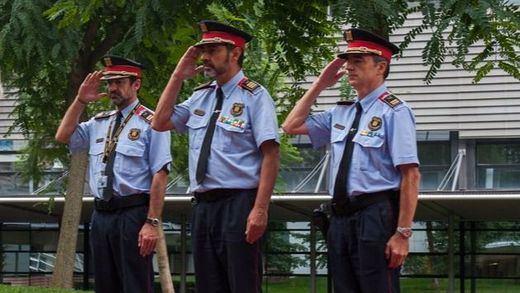 Trapero y el resto de imputados por sedición salen de la Audiencia Nacional sin ser detenidos