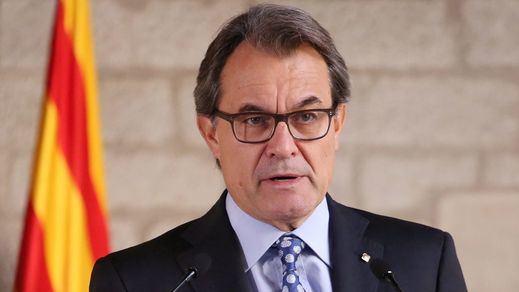 Artur Mas confiesa que Cataluña no está preparada para la