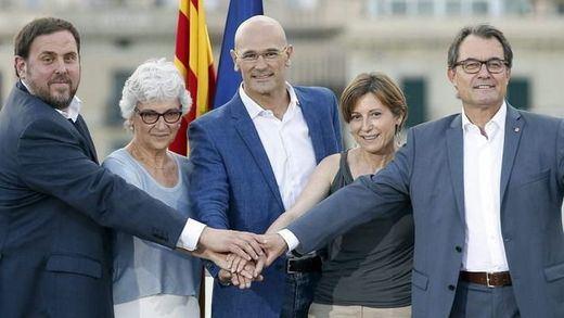 El PDeCAT, atrapado entre los radicales de ERC y la CUP: le exigen la declaración de independencia sin