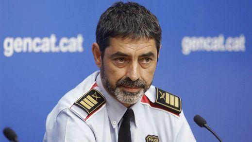 Trapero, acusado ahora también de sedición por la actuación durante el referéndum del 1-O