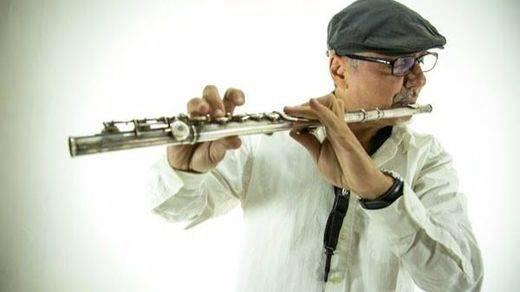 El 'nuevo' Bogui nos regala al polifacético saxofonista Roque Martínez: jazz y mucho más