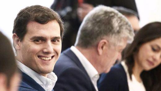 Encuestas: Ciudadanos, el gran beneficiado de la crisis catalana, superando incluso a Podemos