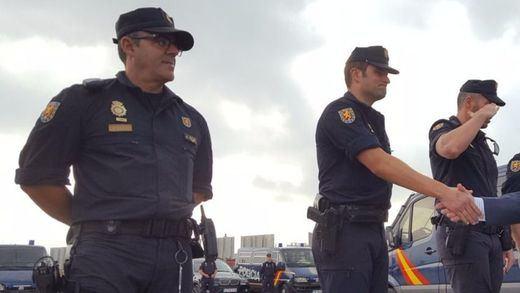 El TSJC se blinda: ordena que la Policía Nacional vigile su sede junto a los Mossos