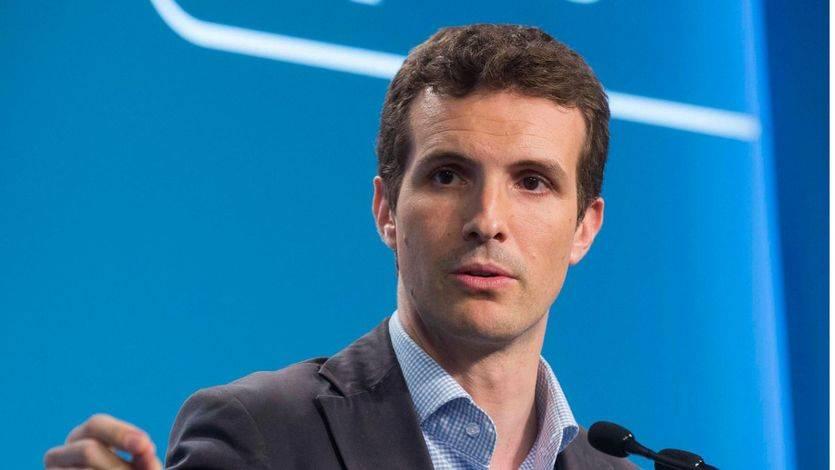 Pablo Casado incendia Twitter tras augurar que Puigdemont podría acabar como Companys