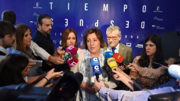 Patricia Franco, Consejería de Economía, Empresas y Empleo