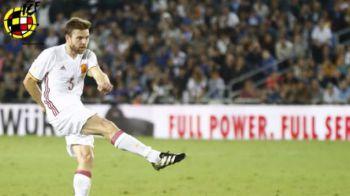 España, por la puerta grande al Mundial de Rusia: 9 victorias en 10 partidos