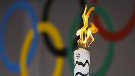 Antorcha olímpica de Río 2016