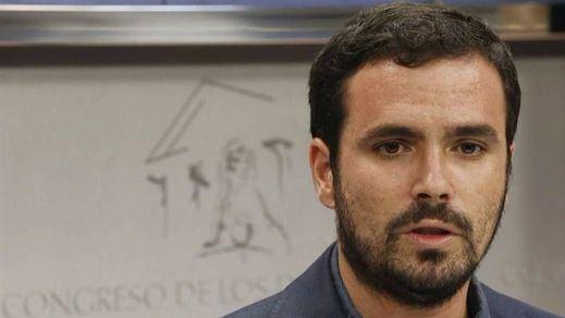 Garzón pide al Gobierno de Rajoy que