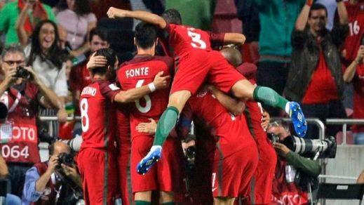 Cristiano tampoco se queda sin ir a Rusia: Portugal se clasifica, así como la Francia de Griezmann