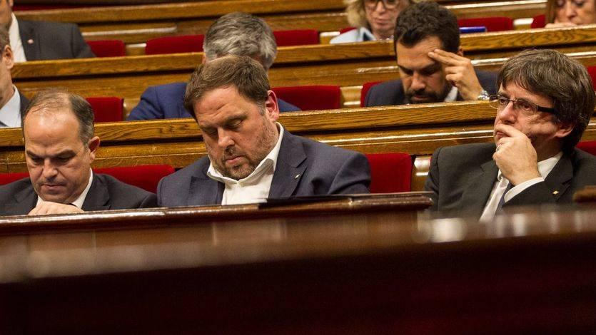 Lo que ocurrió de verdad antes y después de la no-declaración de independencia catalana