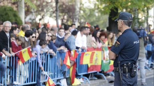 GALERÍA: Las mejores imágenes del desfile militar