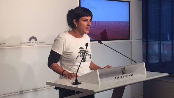 La CUP presiona a Puigdemont: 'Si pretenden seguir aplicando el 155, que lo hagan con la república proclamada'