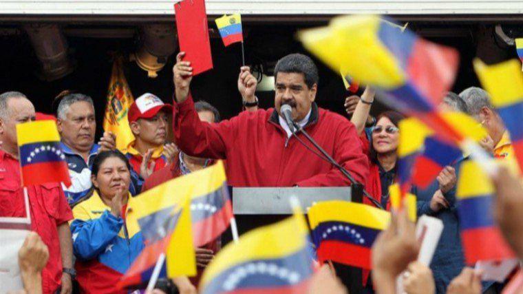 Maduro, sobre el 12-O: '¿Qué celebra el Rey de España? Lo que debe hacer es pedir perdón'