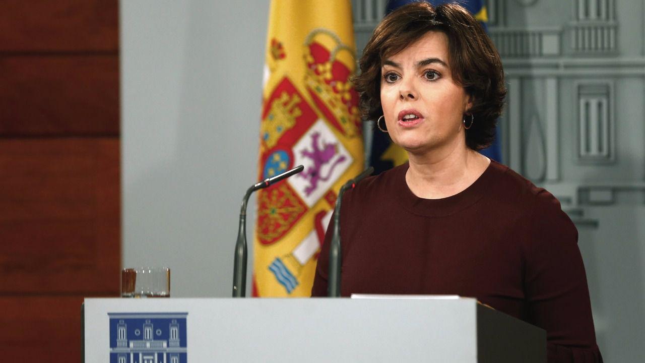 El Gobierno alerta de que la crisis secesionista podría afectar al PIB y llevar a Cataluña a la