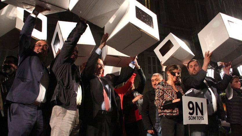 Cataluña, una república virtual: así se está construyendo el Estado en Internet