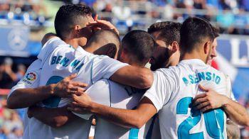 Rotaciones, siesta y milagro final de Ronaldo en Getafe (1-2)