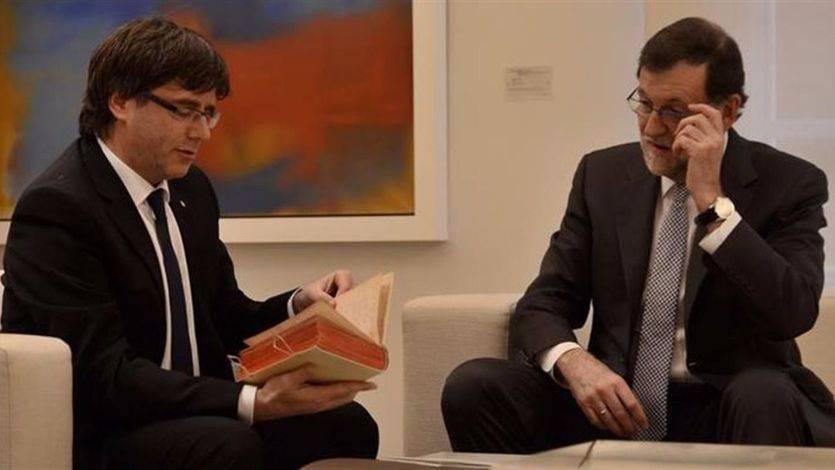 Así será la respuesta de Puigdemont a Rajoy