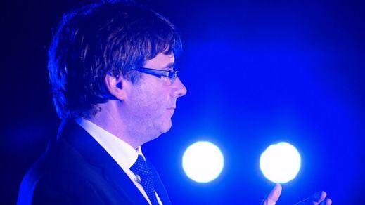 Puigdemont responde con ambigüedad sobre la declaración de independencia
