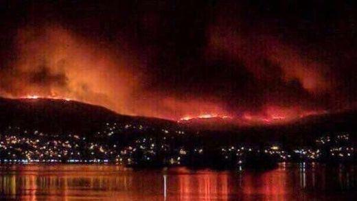 Galicia, Asturias y León arden con más 100 incendios y ya hay 4 muertos
