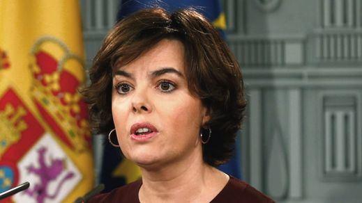 El Gobierno invita a rectificar a la Generalitat antes del jueves