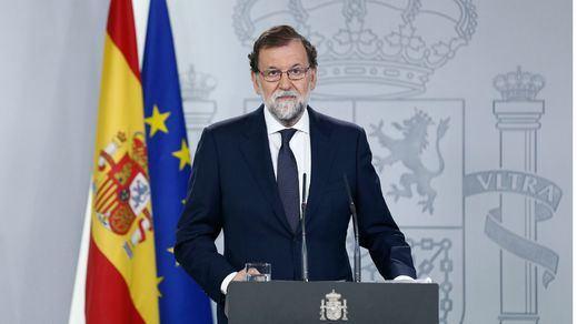 > La carta de Rajoy a Puigdemont tras su no respuesta sobre la DUI