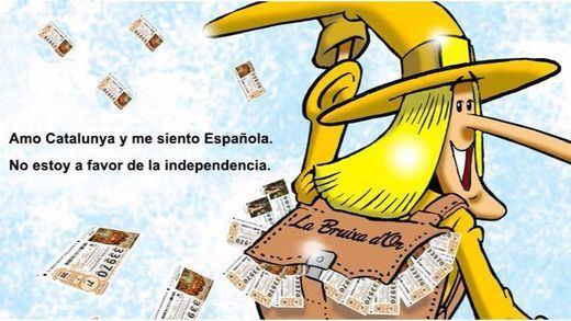 La Bruixa d'Or intenta evitar boicots anticatalanes declarándose en contra de la independencia