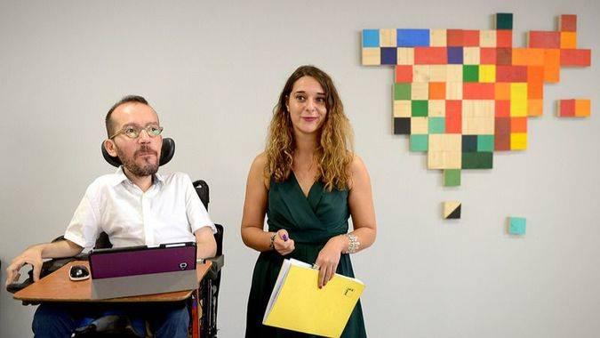Podemos prefiere un nuevo interlocutor en el Govern pero descarta pedir elecciones en Cataluña