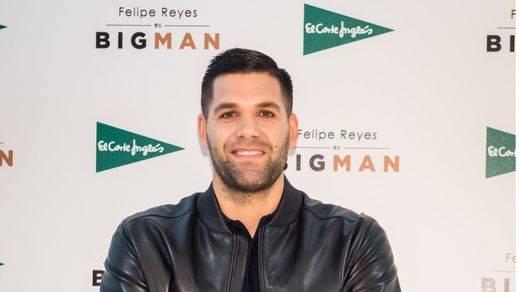 Felipe Reyes, nueva imagen de Tallas Grandes de El Corte Inglés
