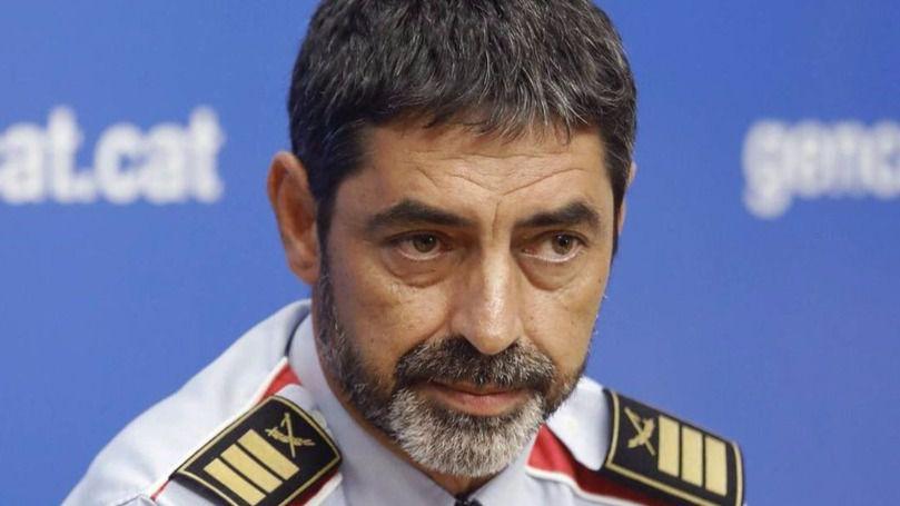 La razón por la que el mayor de los mossos, Trapero, no fue a prisión