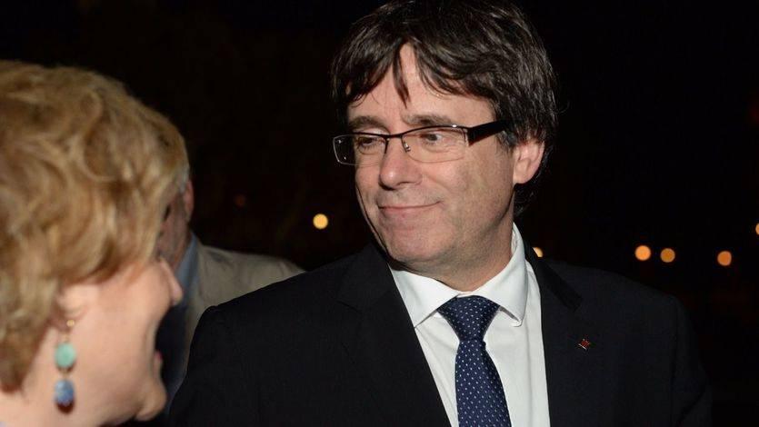 La Generalitat admitía en un documento interno que no podría afrontar el pago de las nóminas en caso de independencia