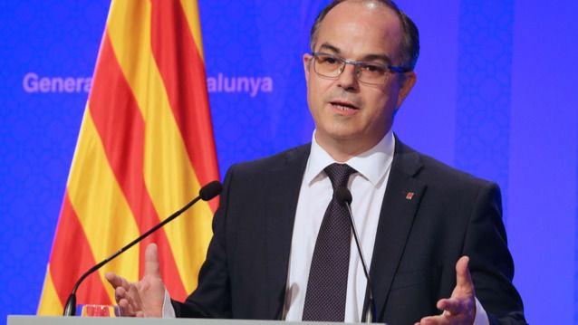 El Govern dejará que se agote el plazo de Rajoy: 'veremos si hay diálogo o sigue la represión'
