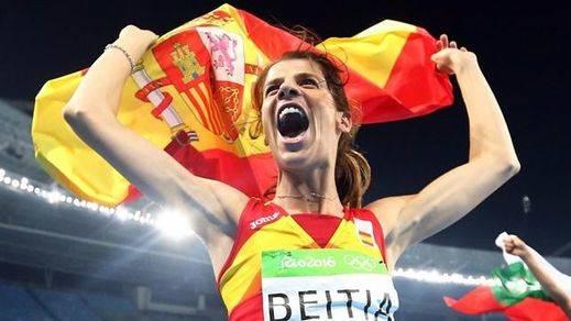 Se retira Ruth Beitia, la mejor atleta española de todos los tiempos