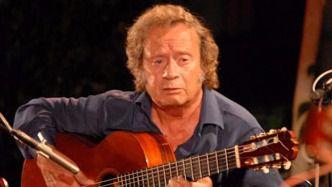 Serranito, guitarrista:
