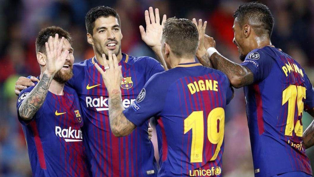 El Barça sigue aplastando con su rodillo: su nueva víctima, el Olympiacos (3-1)