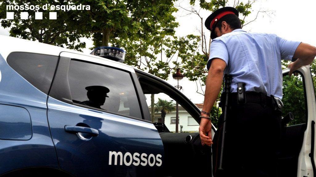 La Guardia Civil entra en la comisaría de los Mossos de Lleida para recabar información sobre el 1-O