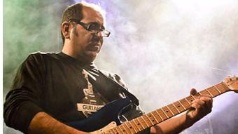 'Pedalear' con Javier Guerra, un placer musical que no cansa nada y se disfruta mucho