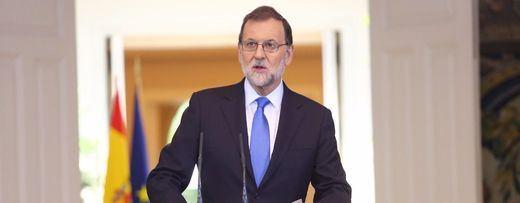 Rajoy: la aplicación del artículo 155 no tendrá fecha de caducidad