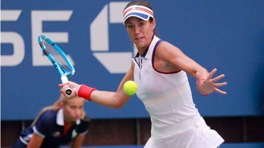 Garbiñe Muguruza, jugadora del año para la WTA