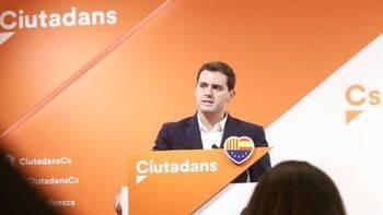 Rivera, por fin satisfecho con Rajoy: 'Hay que cambiar al gobierno en Cataluña y restituir la democracia'