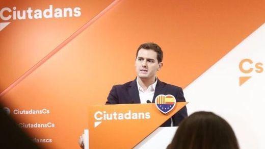 Rivera, por fin satisfecho con Rajoy: