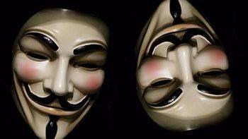 La web del Tribunal Constitucional, hackeada por el colectivo Anonymous