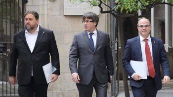 El Govern insinúa que podría no acatar el cese impuesto por Moncloa
