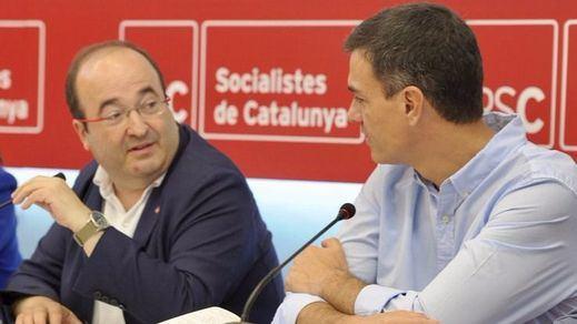 Alta tensión en el PSC: piden a Iceta que se desmarque del PSOE que se asocia al PP