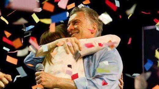 Macri saborea una importante victoria en las legislativas argentinas