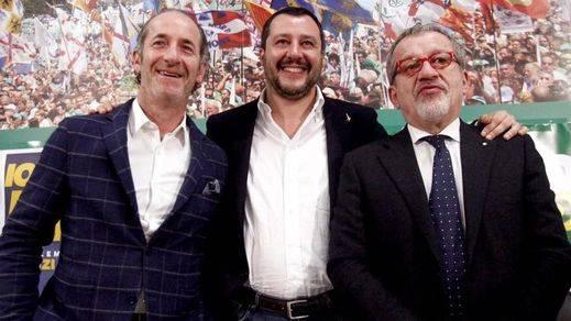 Aplastante victoria del 'sí' en los referendos consultivos de autonomía de Véneto y Lombardía