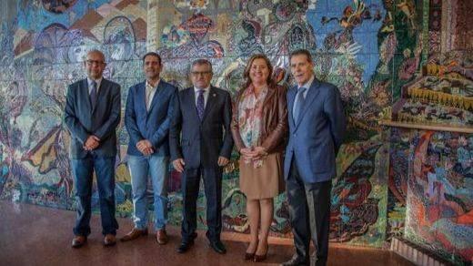 El 'Mural del Anillo' de Toledo será declarado Bien de Interés Patrimonial