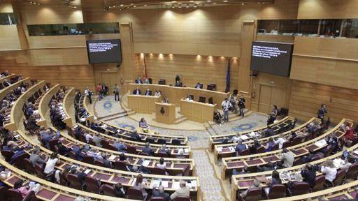 Composición y plazos de la Comisión en el Senado sobre la aplicación del 155