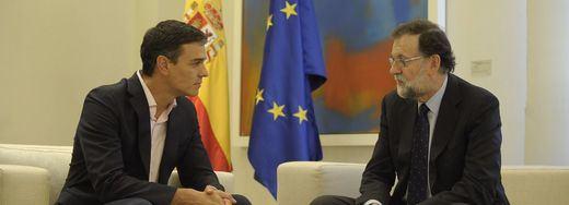 El adelanto electoral está sobre la mesa de Puigdemont y divide a PP-PSOE